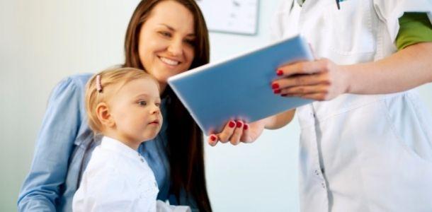 Пройти медкомиссию ребенку в садик платно